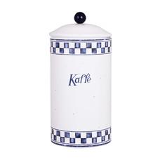 Strömshaga Dose Edith Kaffee Blue