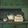 Strömshaga Oven Dish with Lid Emil's Enamel 1L oder 1,5L von Strömshaga