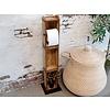 Chic Antique Toilettenpapierständer aus Backsteinform von Chic Antique