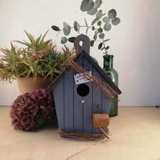 Madleys Birdhouse, Home sweet home