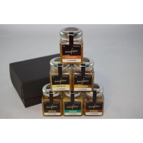 Die exotischen Minis - Geschenkideen mit Honig