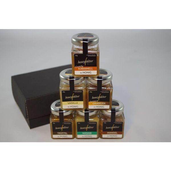 Die exotischen Minis: Honigspezialitäten für Menschen mit Geschmack
