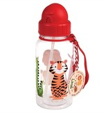 Rex London Kinder waterfles/drinkbeker Colourful Creatures