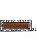 Esschert Design Deurmat Rubber/Kokos XL