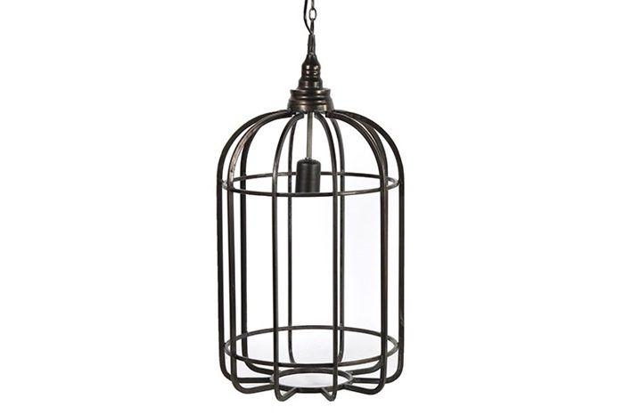 Countryfield Hanglamp Remsen L Zwart