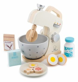 New Classic Toys Mixer Set - Wit