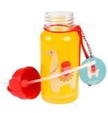 Rex London Kinder Waterfles/Drinkbeker Dolly LLama