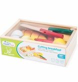 New Classic Toys Snijset - Ontbijt Box