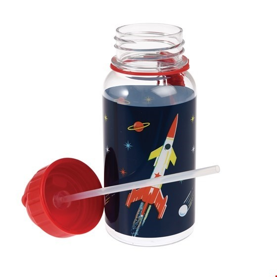 Rex London Kinder Waterfles/Drinkbeker Space Age