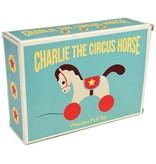Rex London Houten trekdier Charlie The Circus Horse