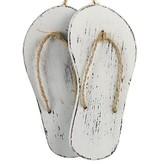 Countryfield Hanger flip flops Malon L wit set/2