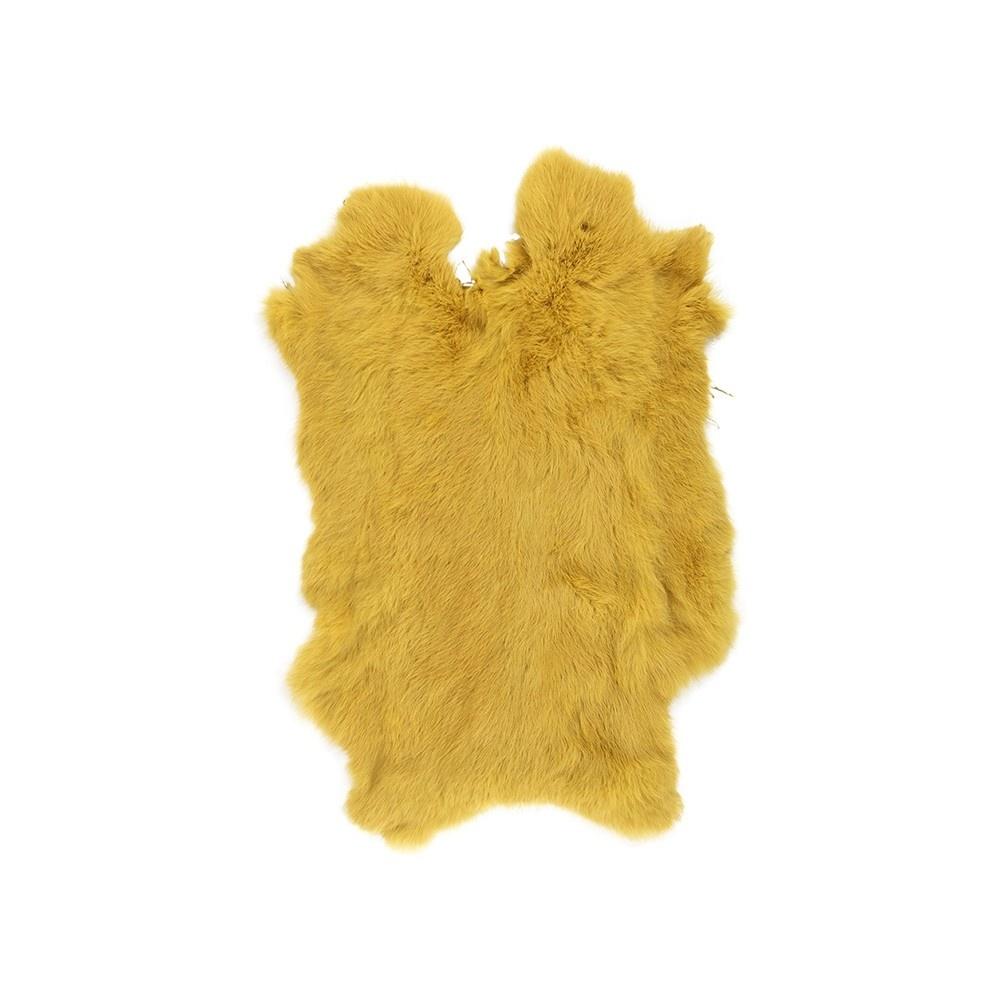 Mars & More vacht konijn geel goud