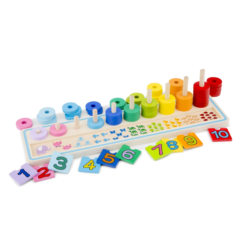 New Classic Toys Leren tellen