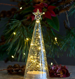 Sirius Home Romantic LED Glass Tree 22cm