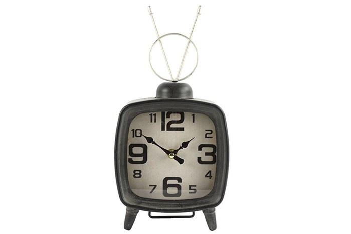 Countryfield Tafelklok televisie Philo grey