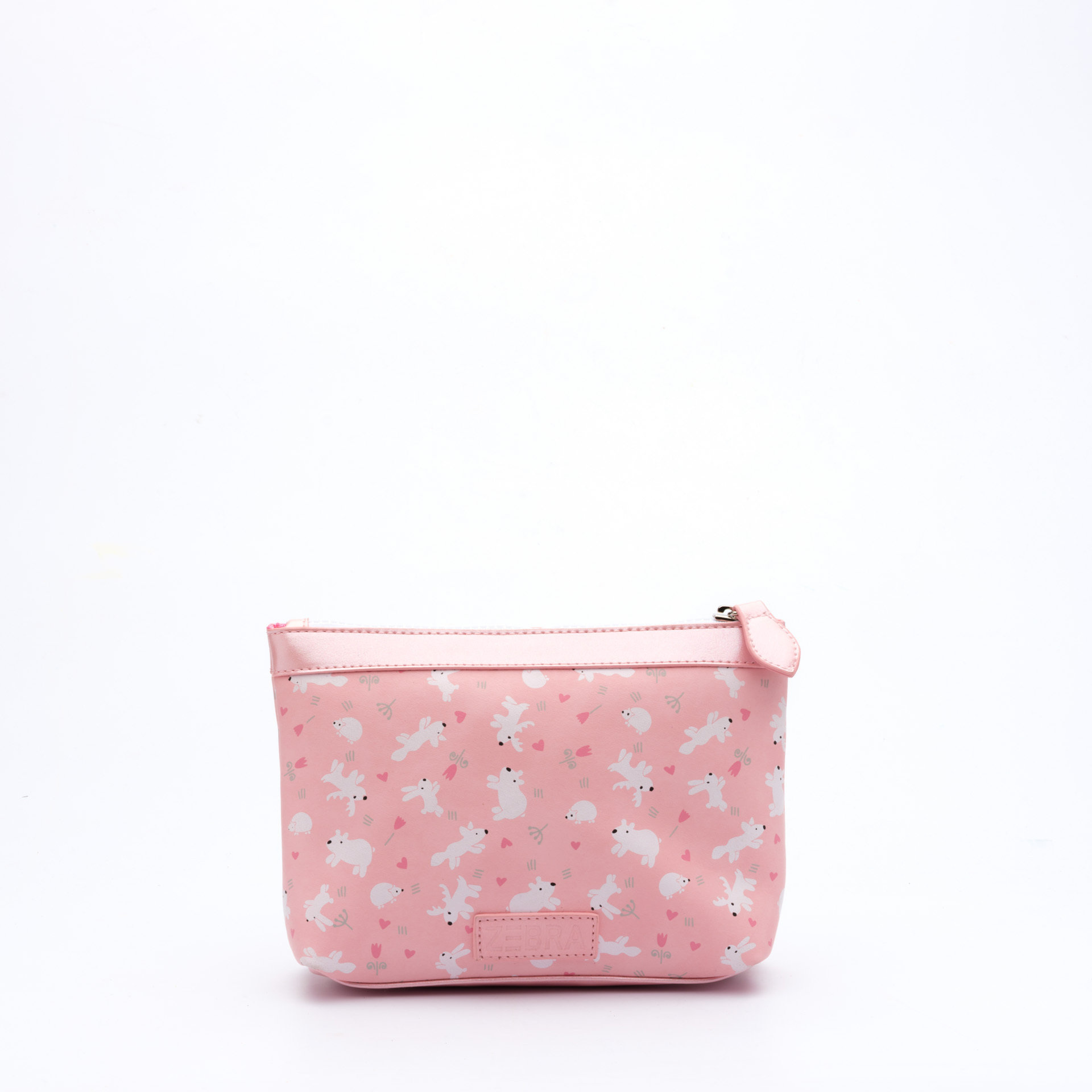 ZEBRA Pencilcase - Forest Pink