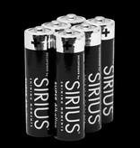 Sirius Home Sirius AA Batterijen 6 st.