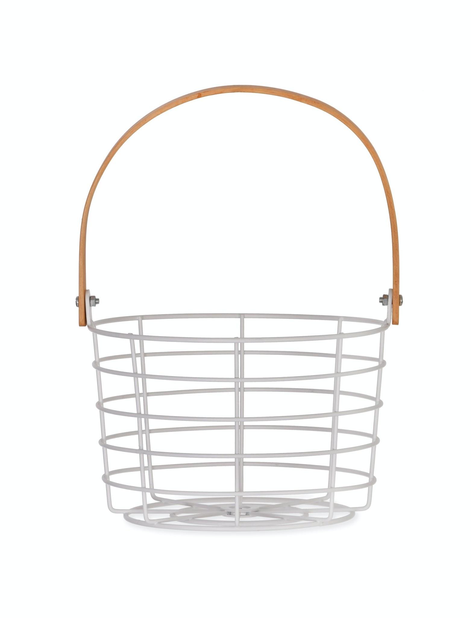 Garden Trading Portland Utility Basket Bamboo