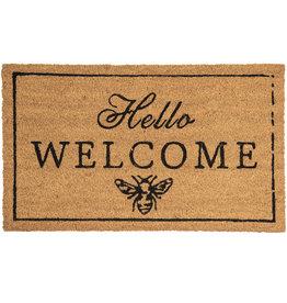 Clayre & Eef Deurmat  Hello Welcome