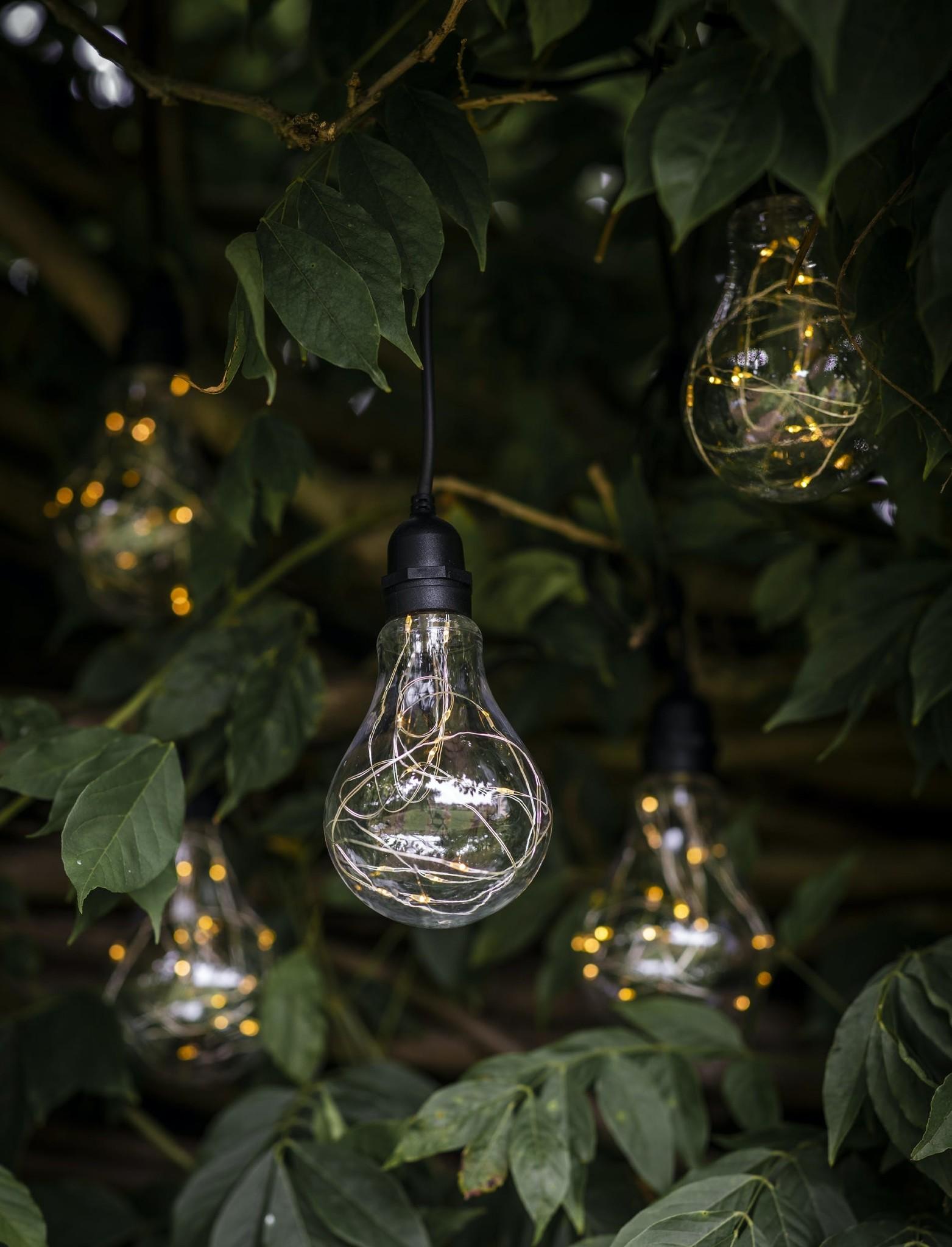Garden Trading Festoon Cluster Lights