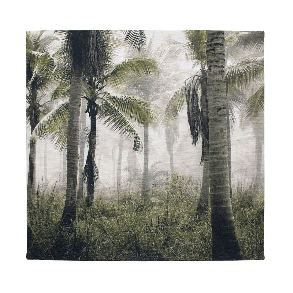 Mars & More Wandpaneel palm green