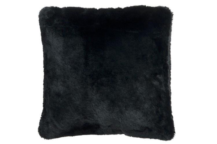 J-line Kussen Cutie Polyester Zwart