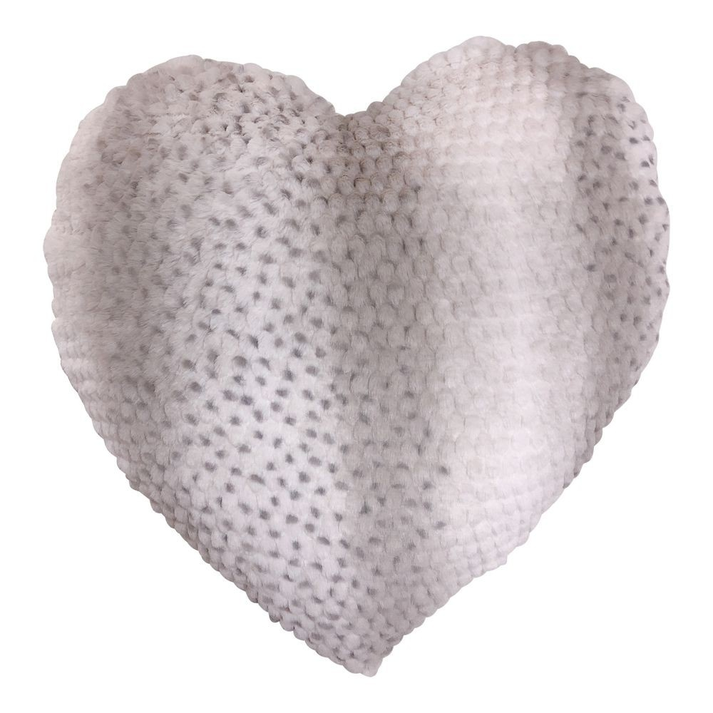 Mars & More Kussen hart slang 45x45 cm