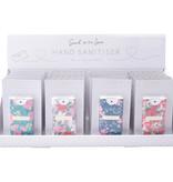 CGB Giftware Desinfectie handgel Willow & Rose Sparkle & Shine Navulbaar