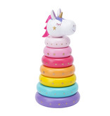 CGB Giftware CGB Giftware Stacking Rings Unicorn