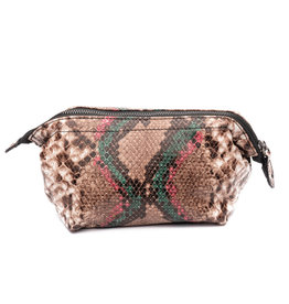 ZEBRA Natural Bag Emma - pink/petrol