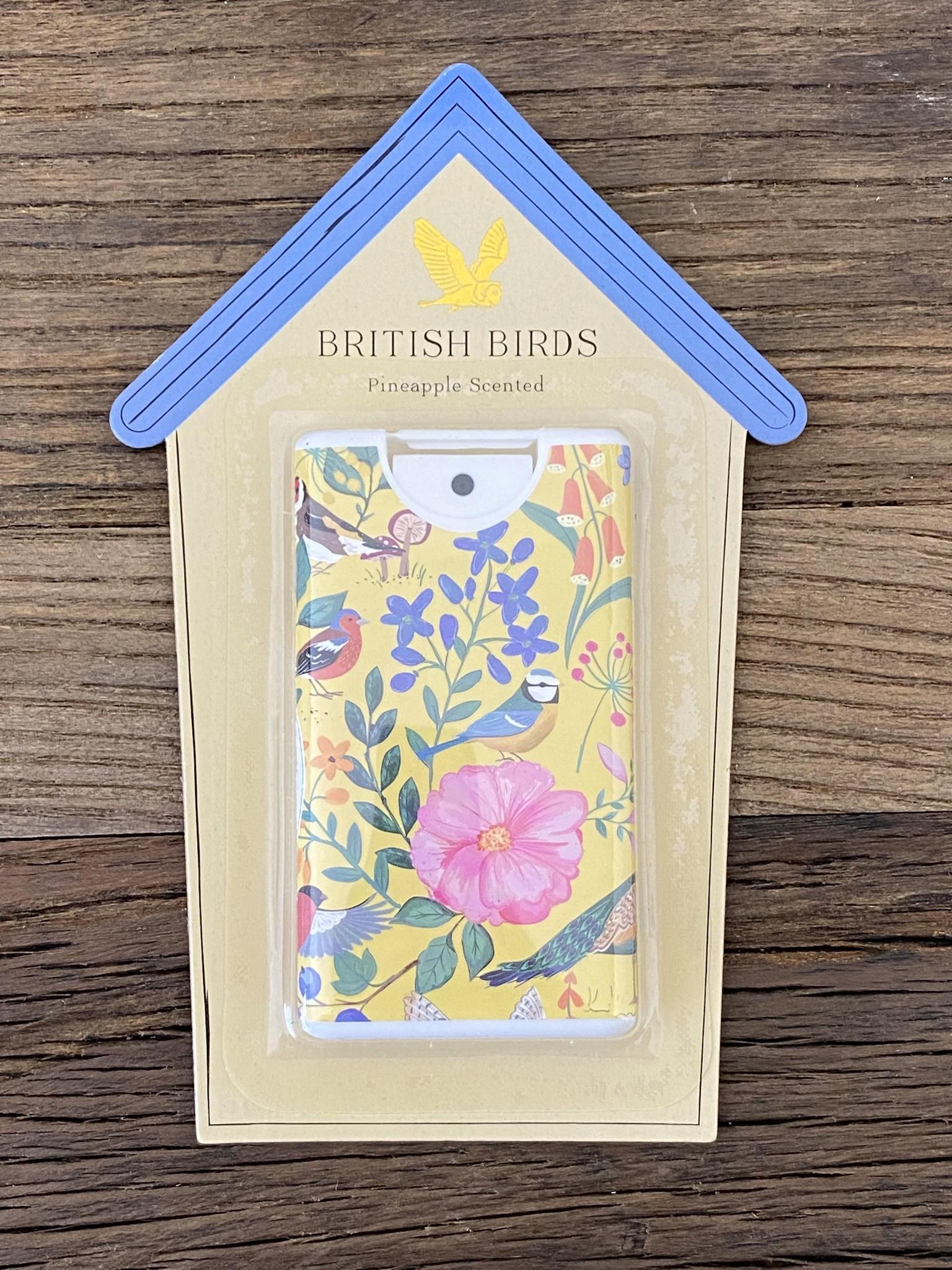 CGB Giftware Desinfectie handgel British Birds Pineapple