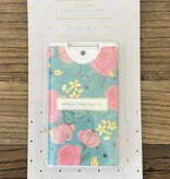 CGB Giftware Desinfectie handgel Willow & Rose Smell the Roses Navulbaar