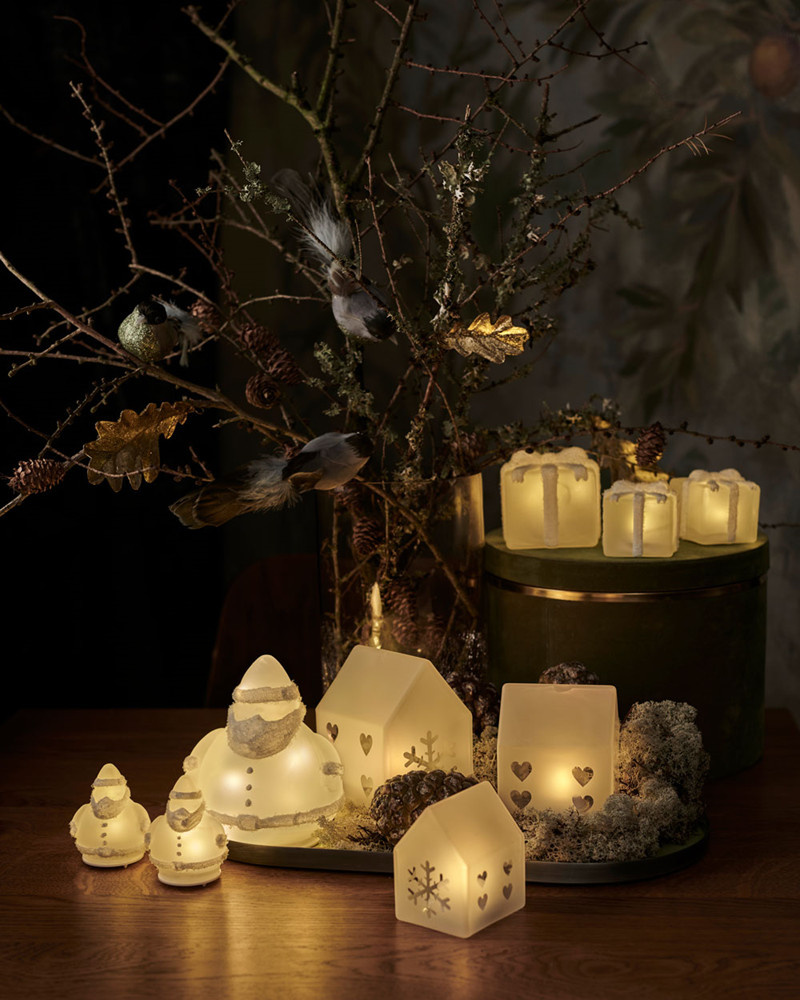Sirius Home Santa Gift , white