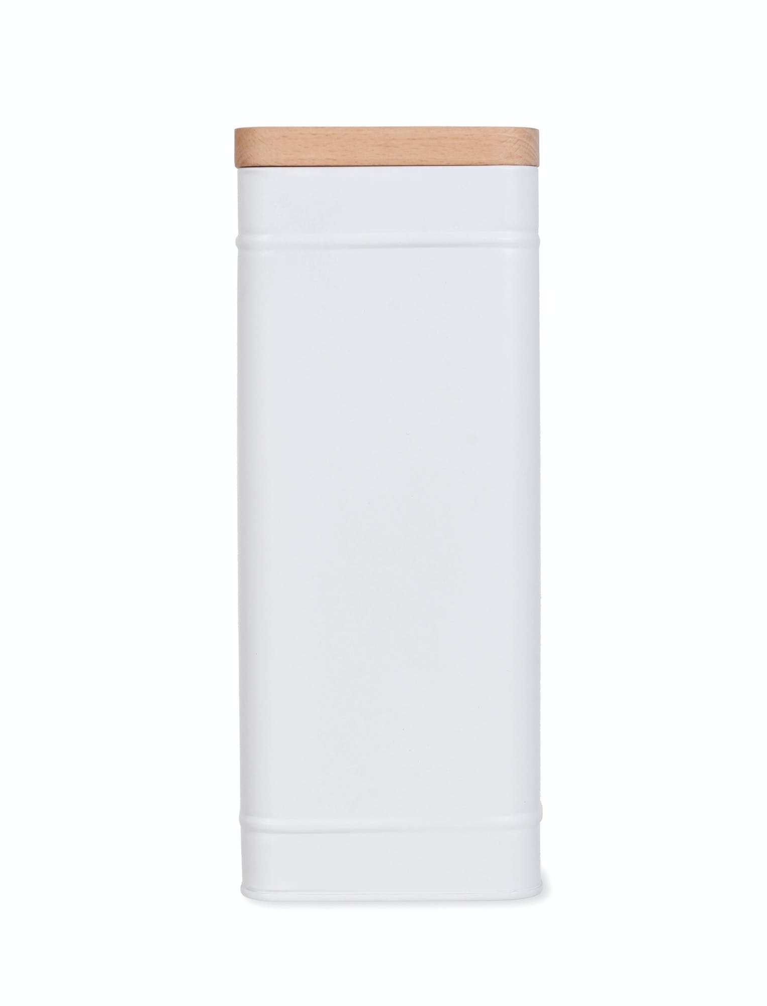 Garden Trading Bororough Canister, Tall - Lily White