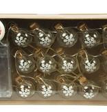 Countryfield Lichtsnoer bal LED timer Roche helder