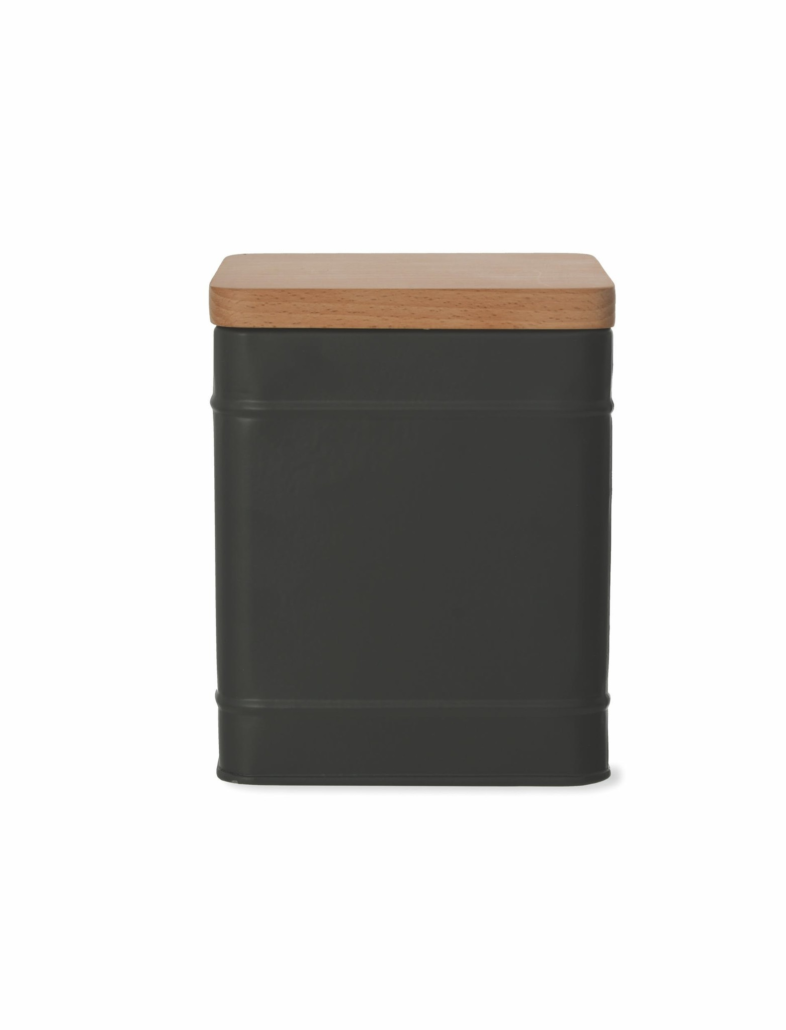Garden Trading Borough Canister, Large- Charcoal