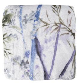Clayre & Eef Plaid Bloemen 130x180 cm