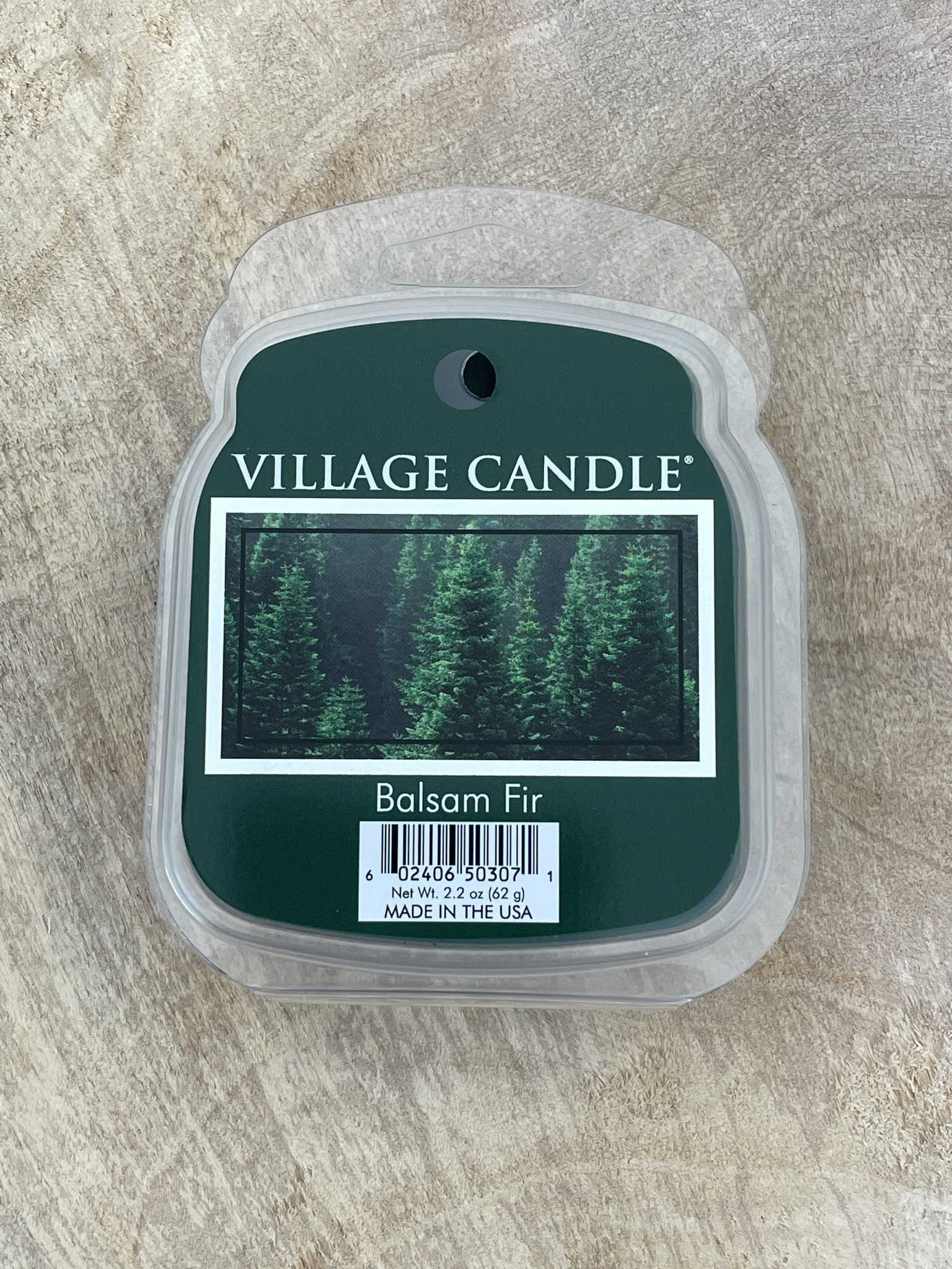 Village Candle Village Candle Balsam Fir Wax Melt