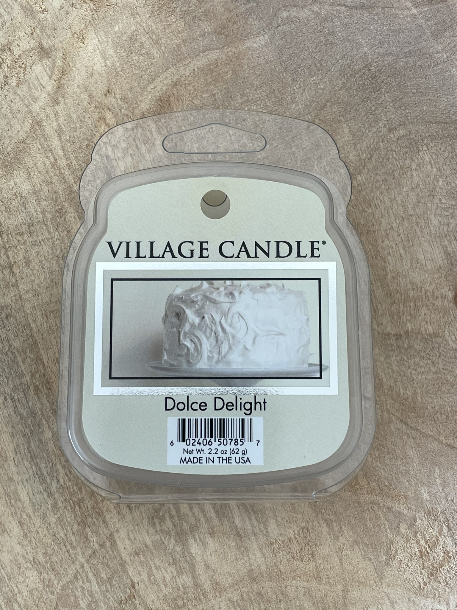 Village Candle Village Candle Dolce Delight Wax Melt