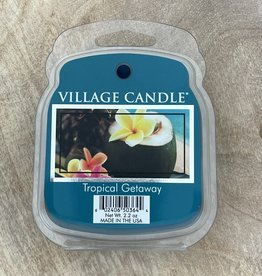 Village Candle Village Candle Tropical Getaway Wax Melt