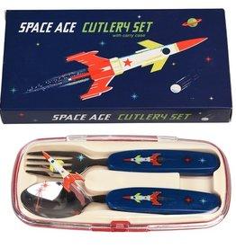 Rex London Space Age Bestekset