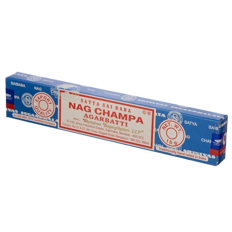 Nag Champa Nag Champa Wierook