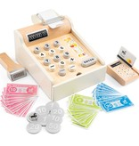 New Classic Toys Kassa - Wit - 100% FSC