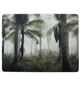 Mars & More Placemat jungle in de mist Set/4