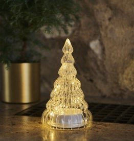 Sirius Home Lucy Tree H16,5 cm, Clear/White