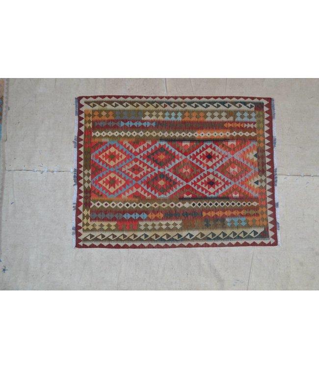 kelim tapijt 210x163 cm