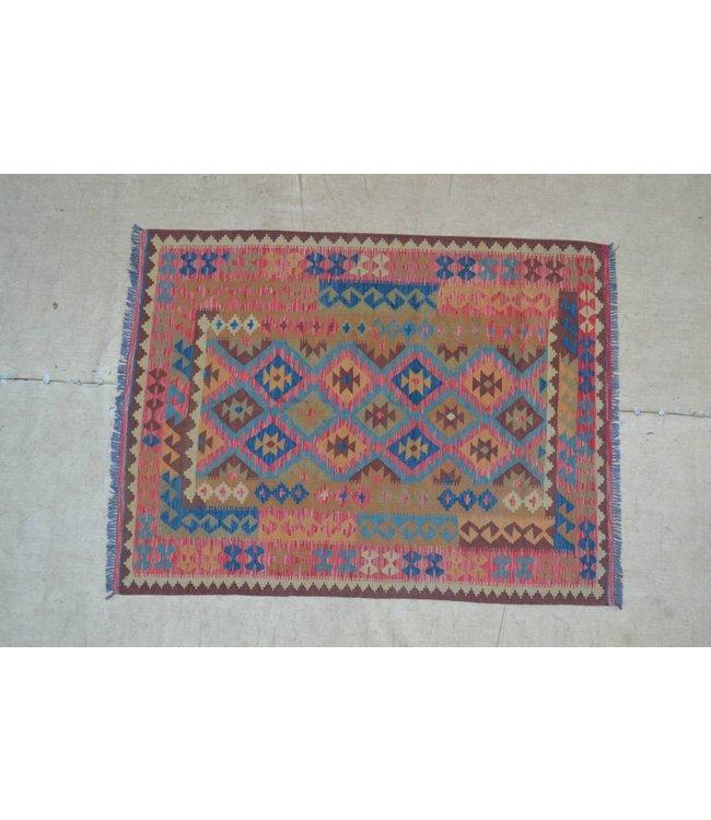 kelim tapijt 200x151 cm