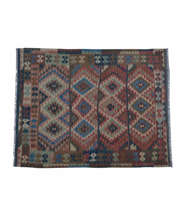 kelim tapijt 202x159 cm