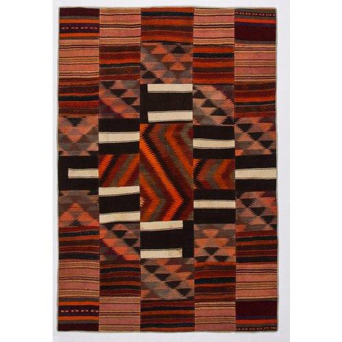Kelimshop Patchwork Kilim carpet 300x204 cm