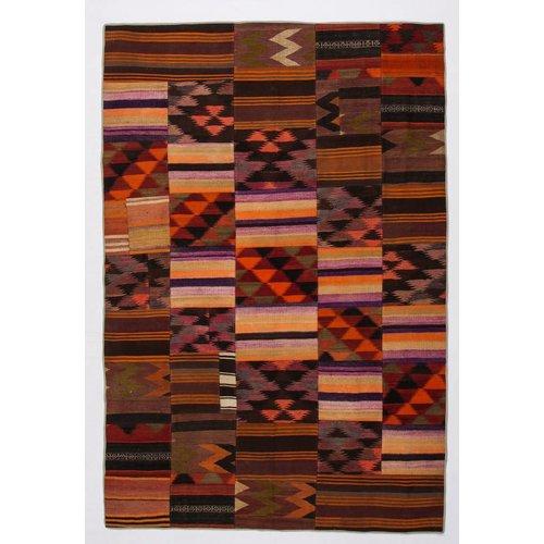 Kelimshop Patchwork Kilim carpet 297x202 cm
